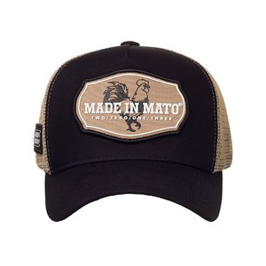 Boné Trucker Gold
