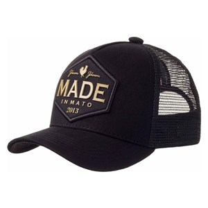 Boné Trucker Rooster Ouro