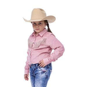 CAMISA INF MISS RODEO