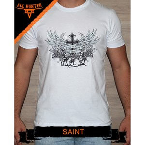 Camiseta Silk Saint