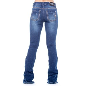 JEANS GOLDEN & SILVER